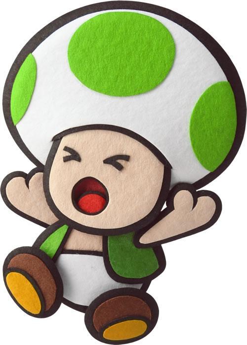 Green Toad hurt