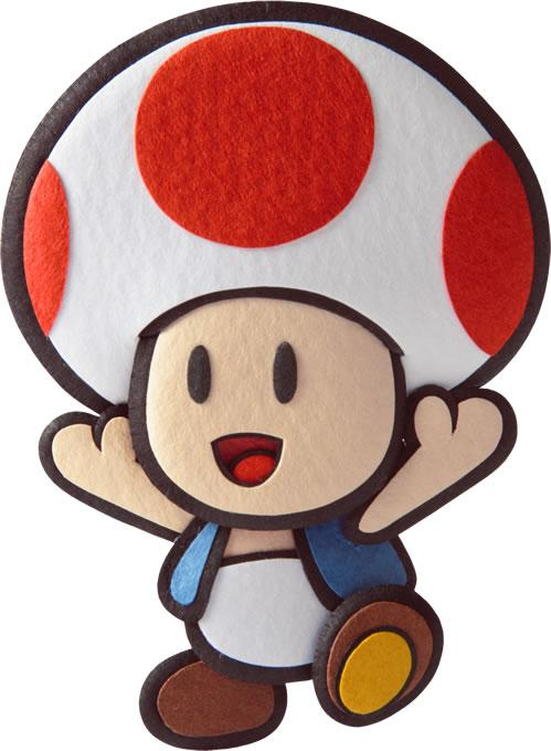 Toad Happy