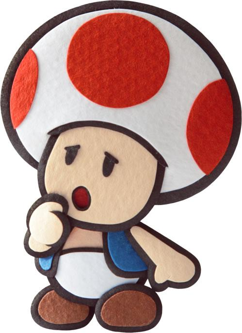Toad thinking