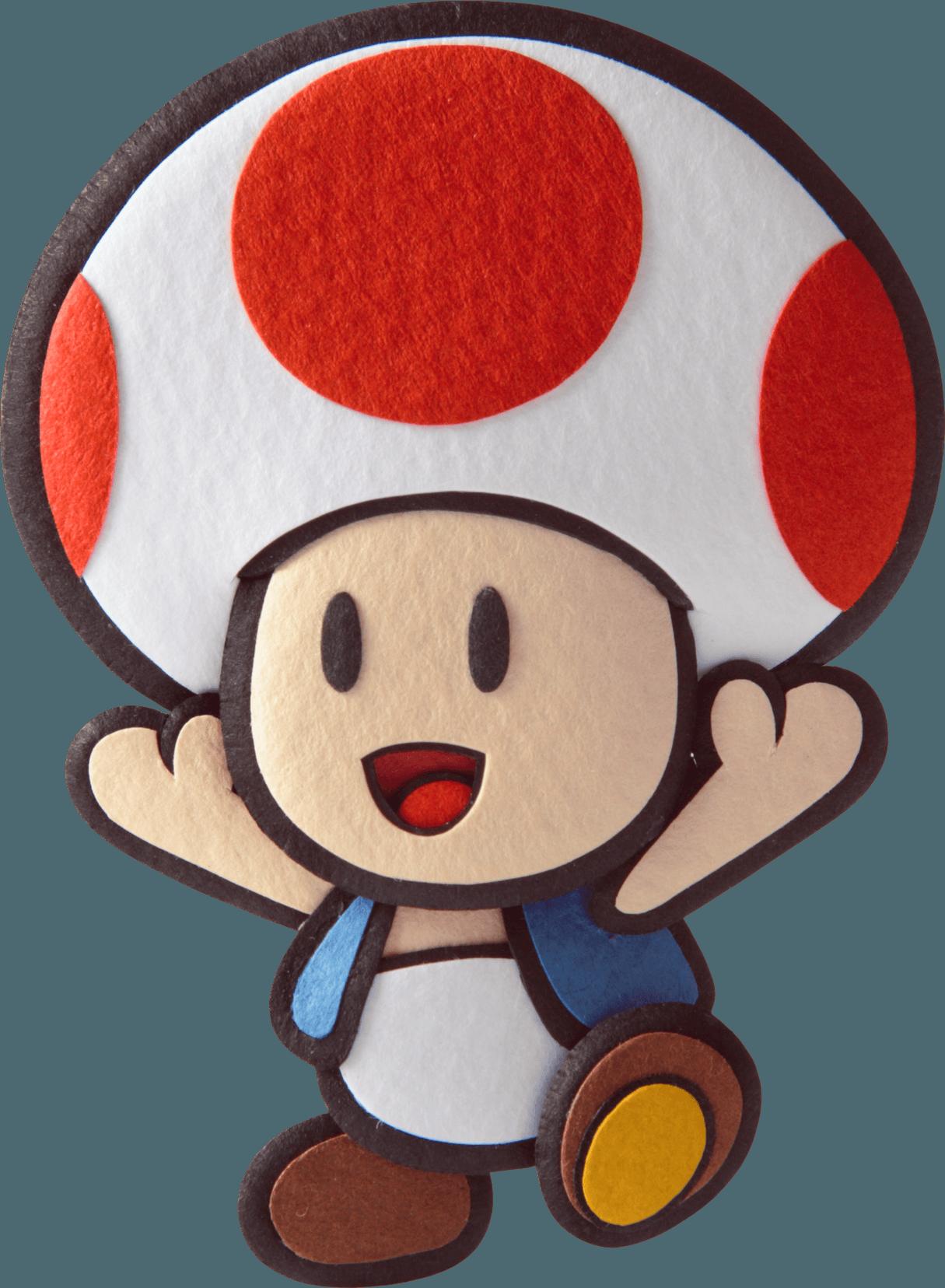 Paper Mario: Sticker Star (3DS) Artwork Including