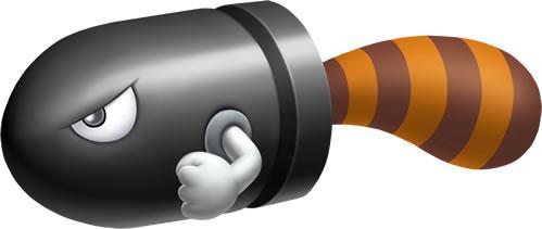 Tail Bullet Bill
