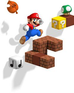 Mario and items