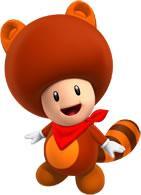 Tanooki Toad