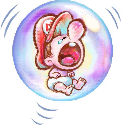 Baby Mario Crying