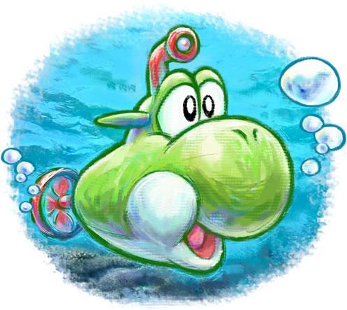 Yoshi Submarine