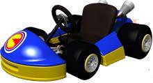 Pac Man Kart