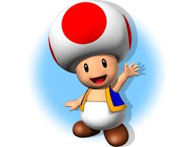 Toad Waving