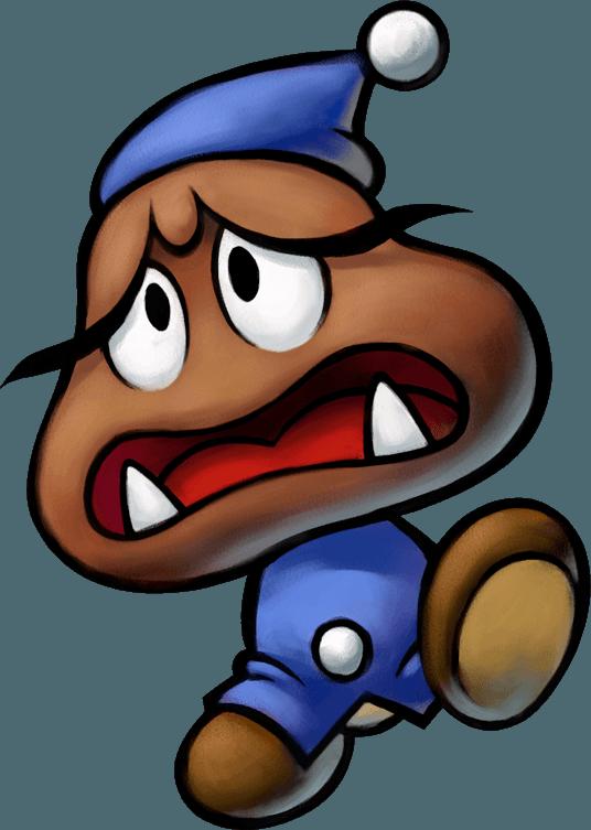 Mario & Luigi: Bowsers inside story (DS) Artwork including ...