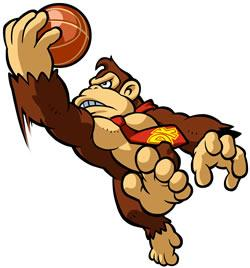 Mario Hoops 3 on 3: Donkey Kong
