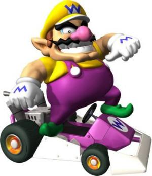 Mario Kart (DS) Artwor...