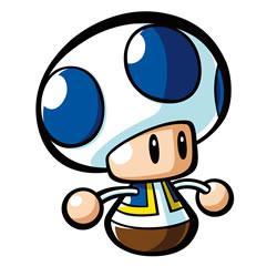 A mini Toad