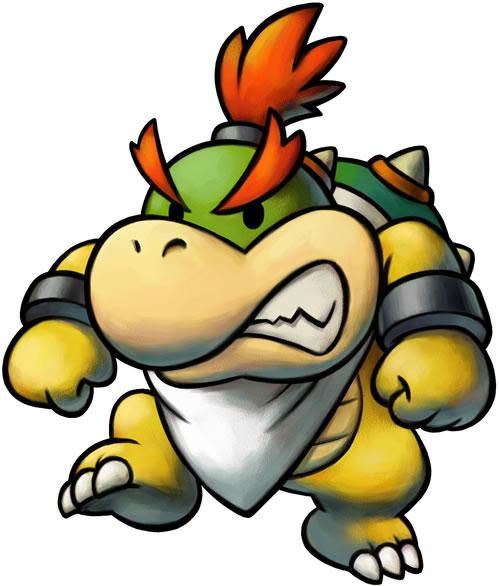 Angry Bowser Jr