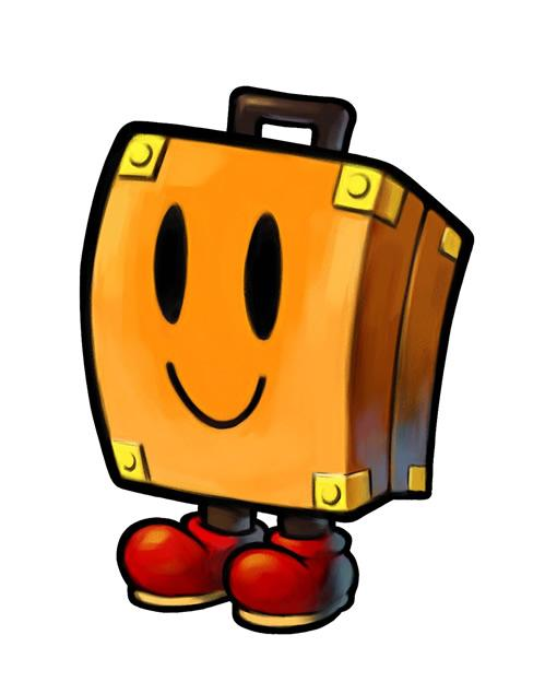 Stuffwell the suitcase