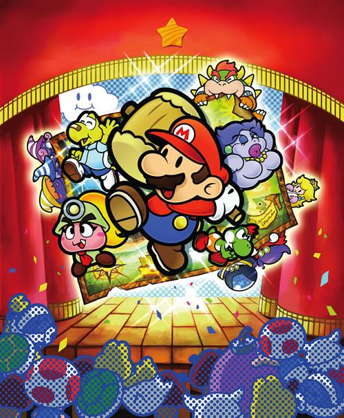 Paper Mario: The Thousand Year Door poster 1 500px preview
