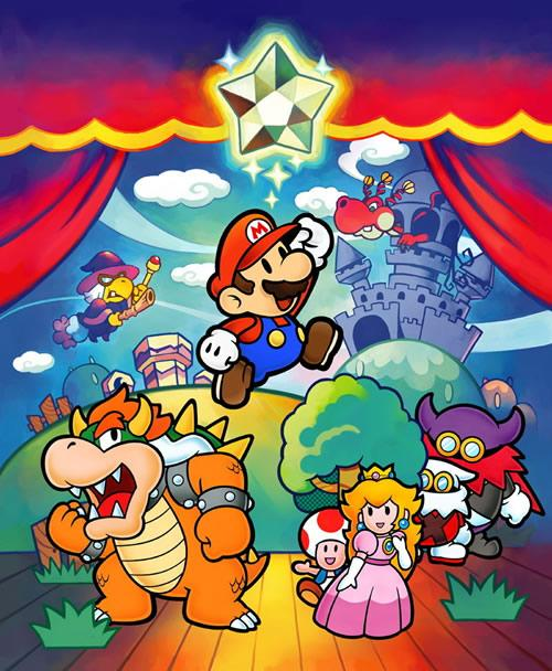 Paper Mario: The Thousand Year Door poster 3 500px preview