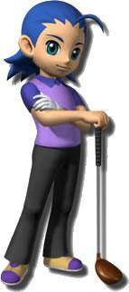 Buzz Holding Golf Club
