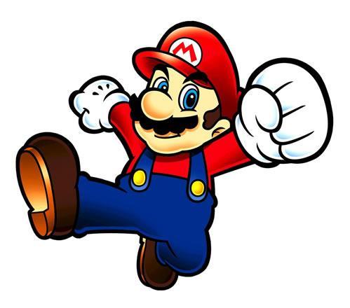 Happy Mario