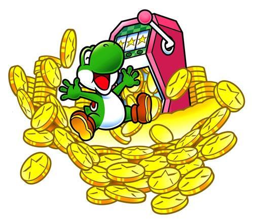 Yoshi Won Jackpot