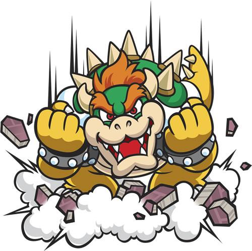Bowser Ready For Damage