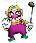 Wario Satisfied With His Shot