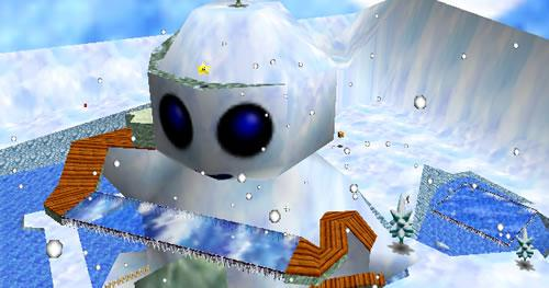 Snowman Land