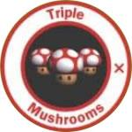 Triple Mushrooms Cup