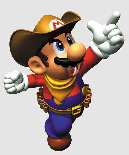 Mario Cowboy