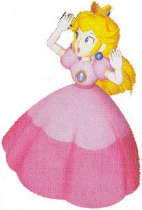 Princess Peach solo picture