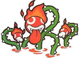 The Lava Piranha