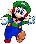 Luigi Worried