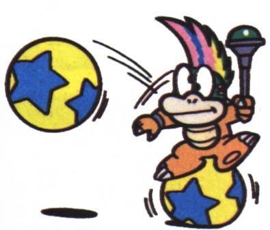 Lemmy Koopa Juggling