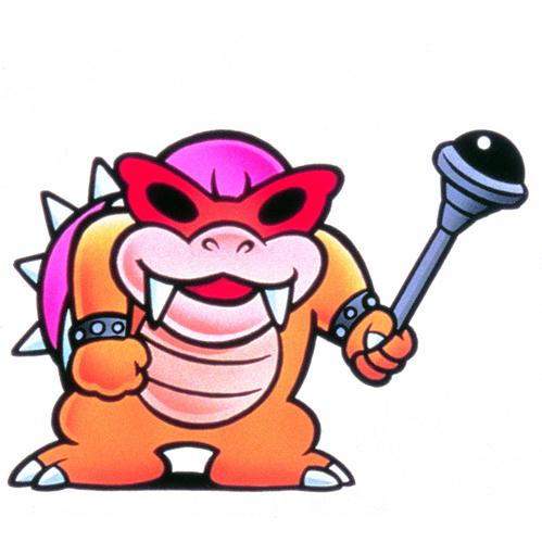 Roy Koopa With Stick