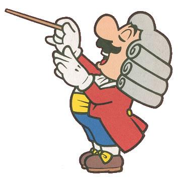 Mario dirigent