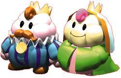 King Nimbus & Queen Nimbus