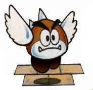 Paragoomba Flying