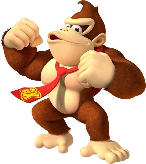 Donkey Kong Flaunt