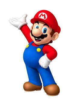 Mario Smiling