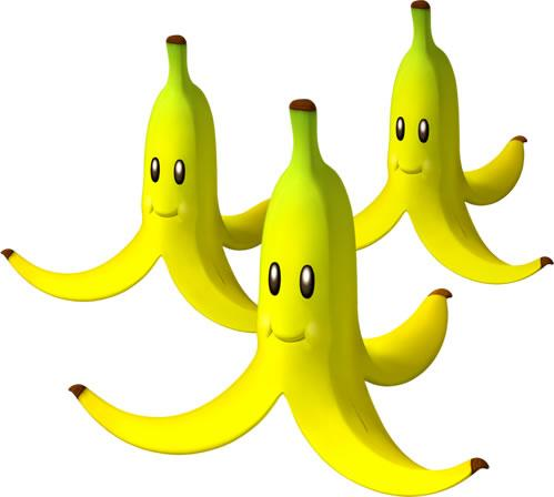 Triple Bananas