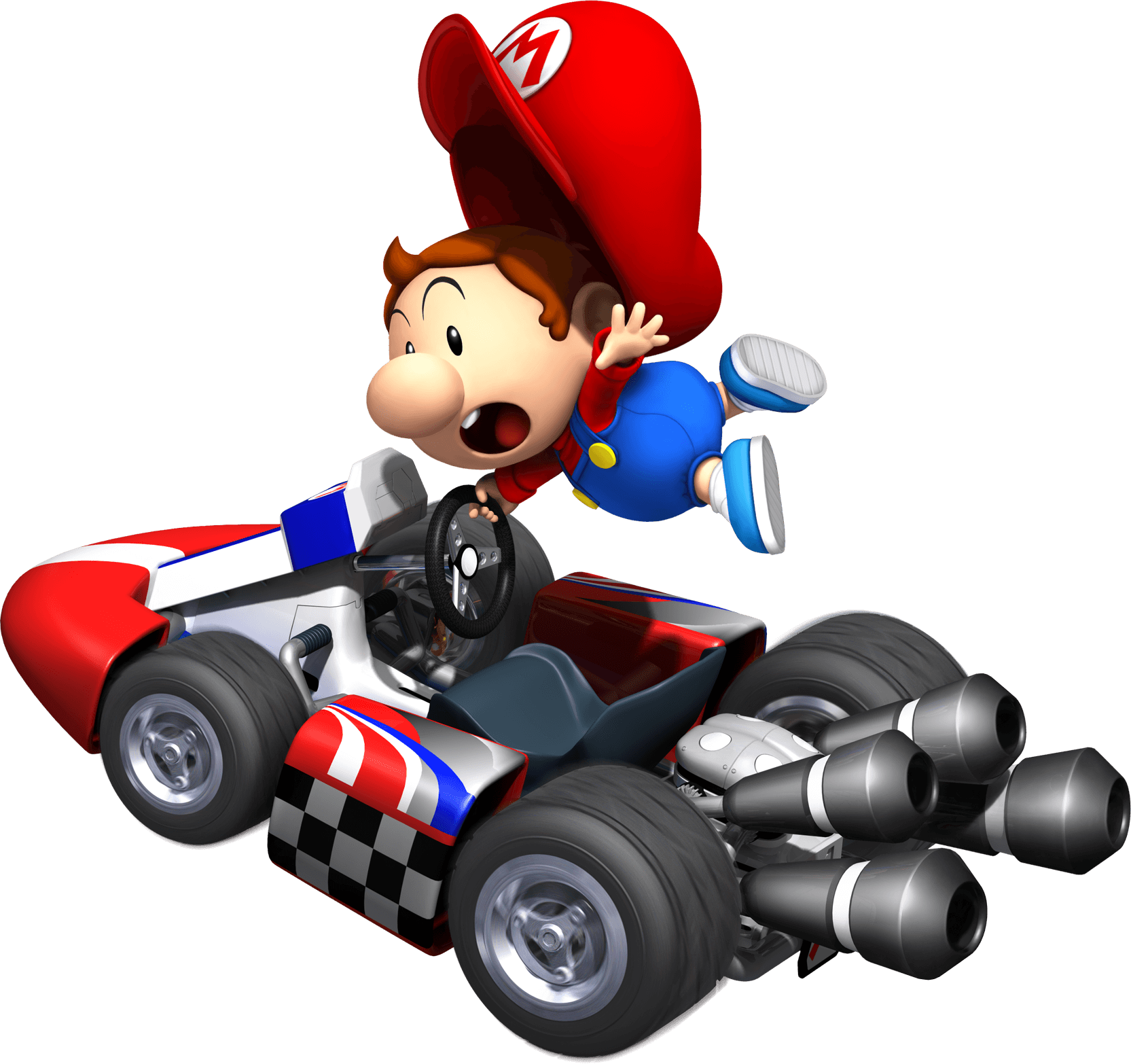Mario Kart (Wii) Artwork including a massive selection of ...