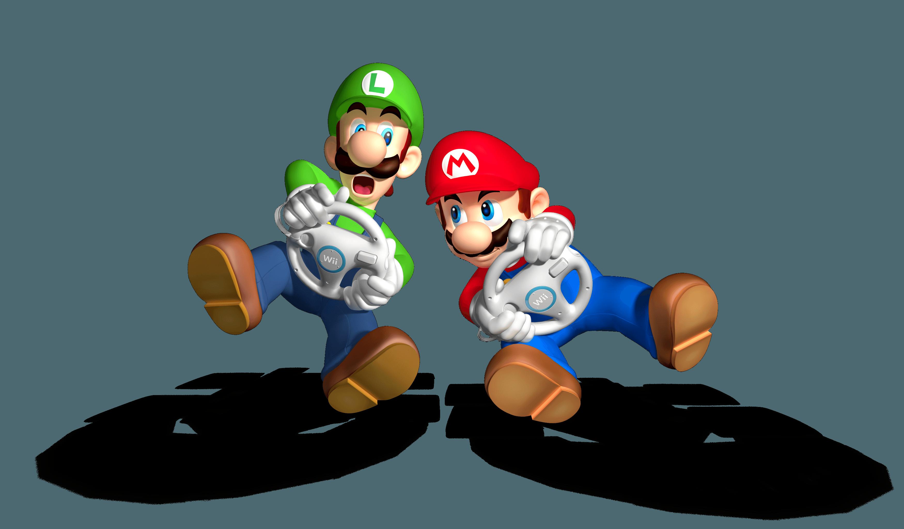 Mario Kart (Wii) Artwork including a massive selection of ...