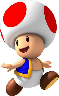 Happy Toad