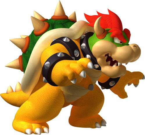 Angry Bowser
