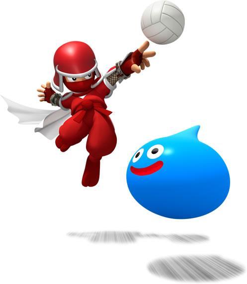 Ninja And Slime