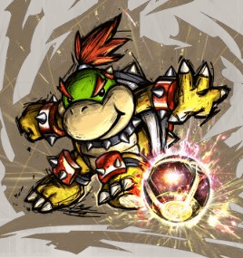 Mario Strikers Charged Wii Artwork Including All