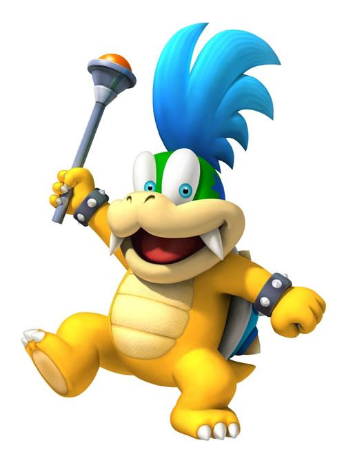 Larry Koopa Dancing