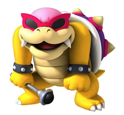 Roy Koopa With Sunglasses