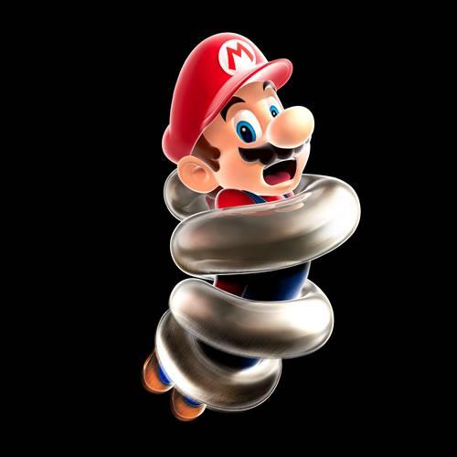 Spring Mario