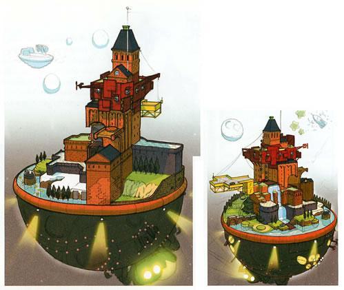 An unseen Fortress