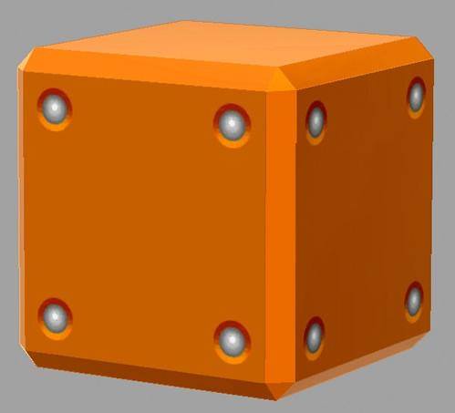 Used block