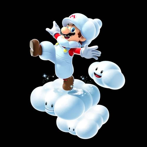 Mario On Cloud